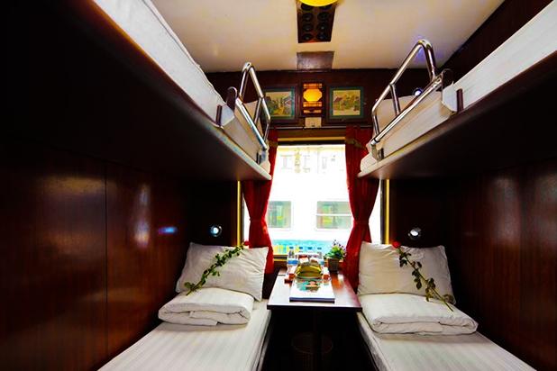 Deluxe 4 Berth Cabin
